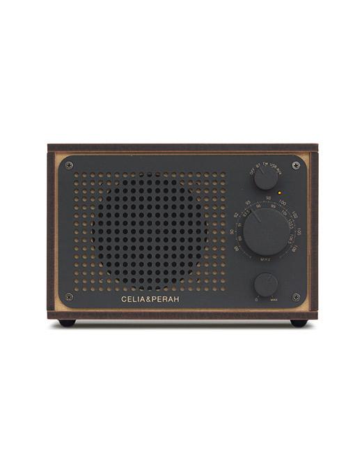 DIY木質音響R1-炭黑