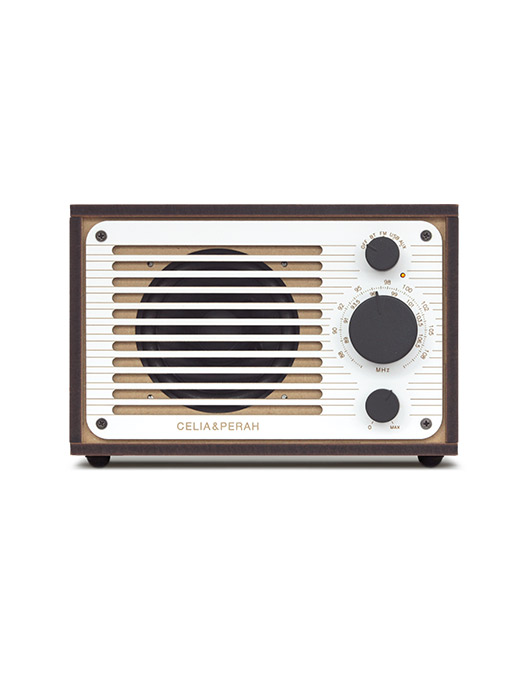 DIY木質音響R1-雪白