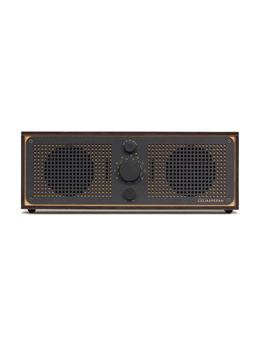 DIY木質音響R2-炭黑
