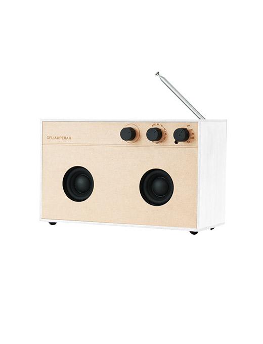 DIY木質音響R3-白木紋